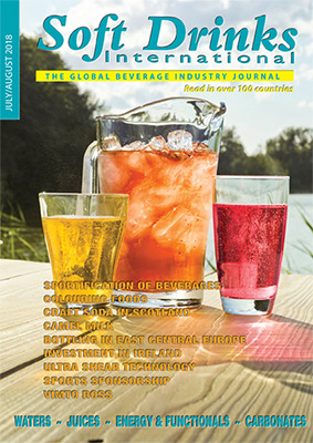 Soft Drinks International July August Issue